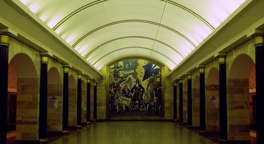 Pogostite.ru - ПЕТРО ПАЛАС ОТЕЛЬ | м. Невский проспект | Адмиралтейская #5
