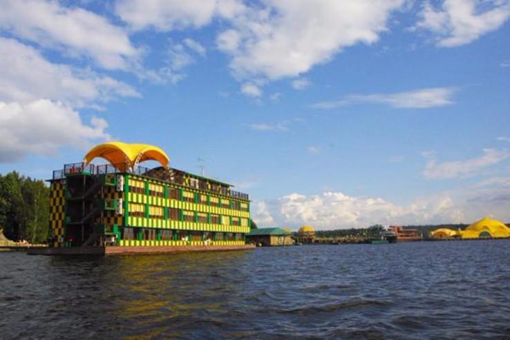 Pogostite.ru - МАЛИБУ | Бухта Радости | Пироговское водохранилище | песчаный пляж | бассейн | ночной клуб #2