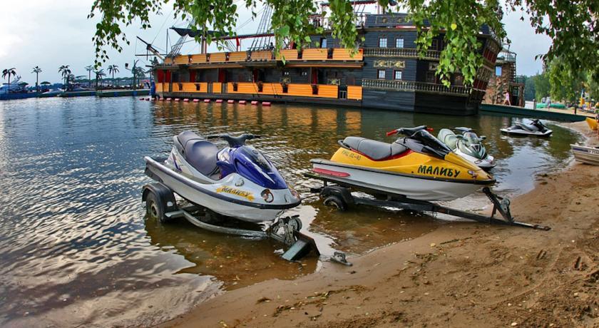 Pogostite.ru - МАЛИБУ | Бухта Радости | Пироговское водохранилище | песчаный пляж | бассейн | ночной клуб #34