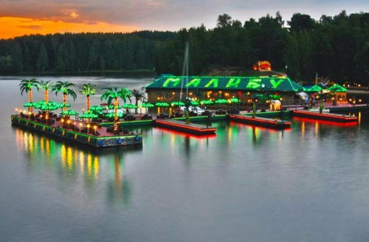 Pogostite.ru - МАЛИБУ | Бухта Радости | Пироговское водохранилище | песчаный пляж | бассейн | ночной клуб #32