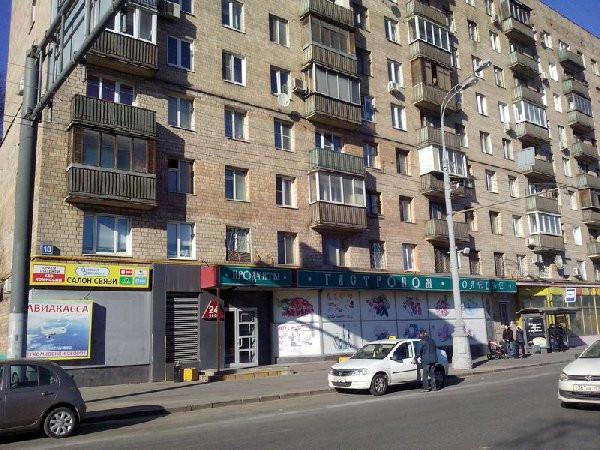 Pogostite.ru -  НА САВЕЛОВСКОЙ (м. Савеловская) #1