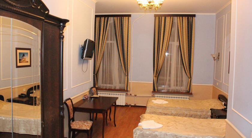 Pogostite.ru - КЛАССИК МК - Classik Hotel | м. Лиговский проспект #9