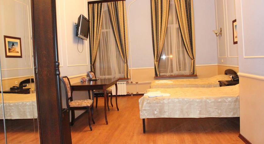 Pogostite.ru - КЛАССИК МК - Classik Hotel | м. Лиговский проспект #14
