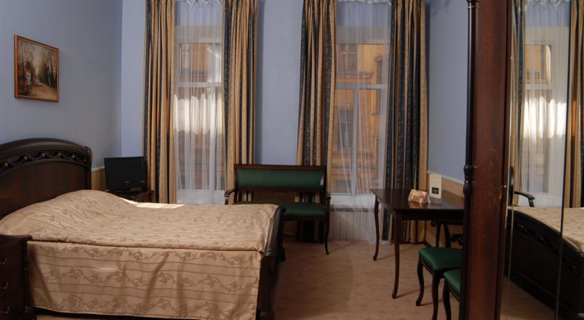 Pogostite.ru - КЛАССИК МК - Classik Hotel | м. Лиговский проспект #5