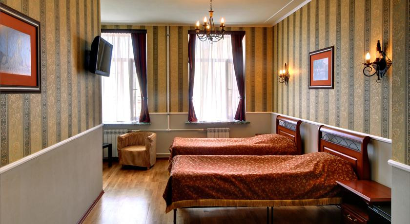 Pogostite.ru - КЛАССИК МК - Classik Hotel | м. Лиговский проспект #17