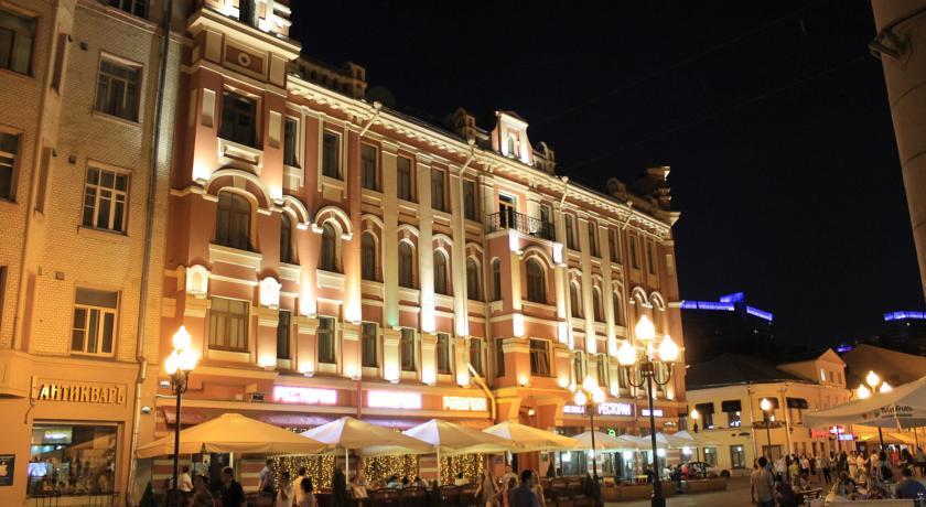 Pogostite.ru - ЛЭНДМАРК - LANDMARK CITY HOTEL | м. Смоленская | Посольство Греции #1