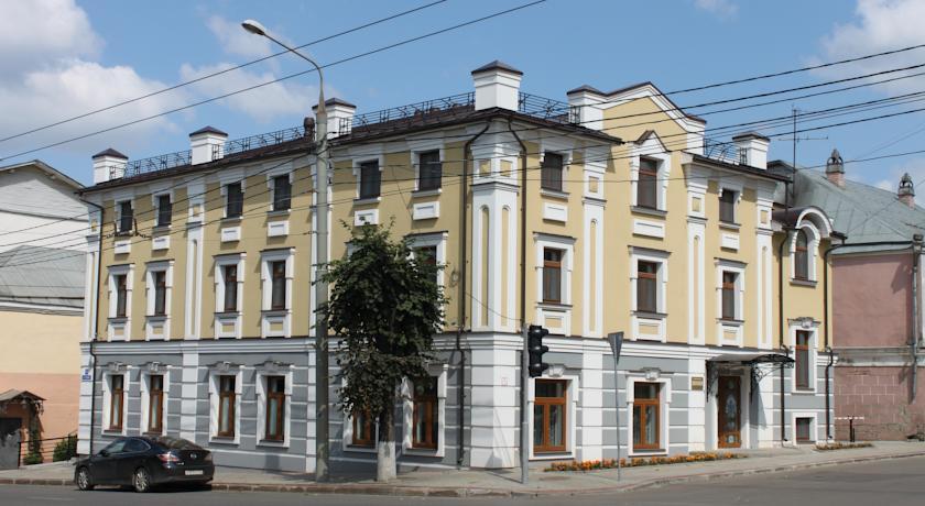 Pogostite.ru - РУСЬ-ОТЕЛЬ (г. Владимир,центр) #1