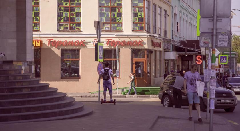 Pogostite.ru - АНДРОН - ХОРОШИЙ ОТЕЛЬ (м. Площадь Ильича, Римская) #40