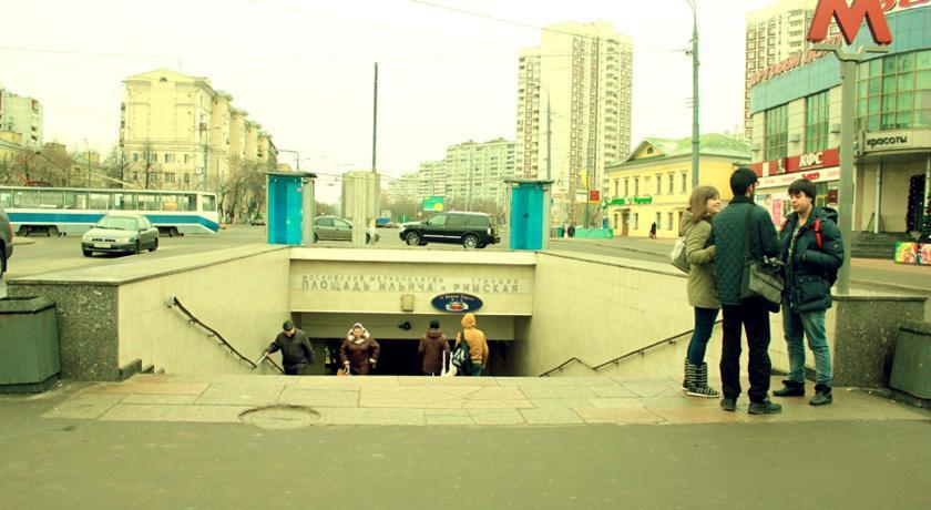 Pogostite.ru - АНДРОН - ХОРОШИЙ ОТЕЛЬ (м. Площадь Ильича, Римская) #41