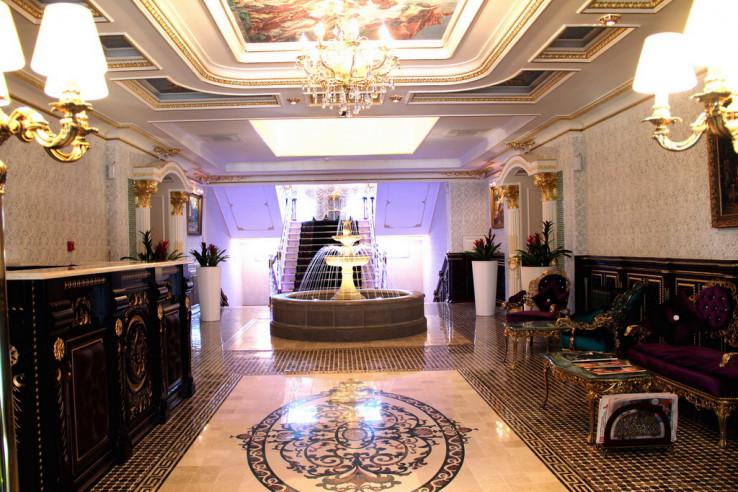 Pogostite.ru - НАБАТ ПАЛАС - NABAT  PALACE | Аэропорт Домодедово | бассейн | парковка #18