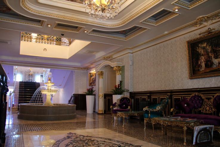 Pogostite.ru - НАБАТ ПАЛАС - NABAT  PALACE | Аэропорт Домодедово | бассейн | парковка #10