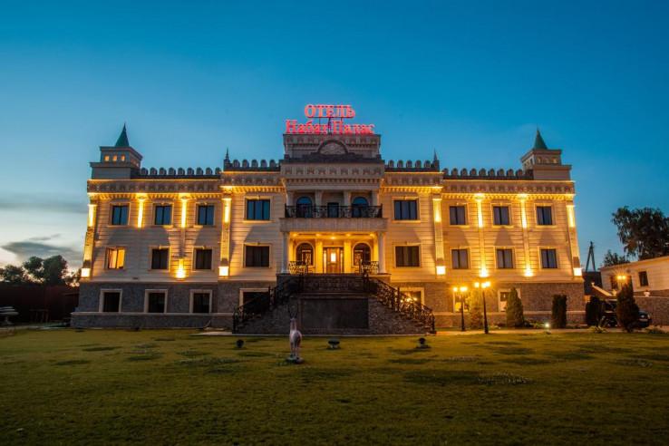 Pogostite.ru - НАБАТ ПАЛАС - NABAT  PALACE | Аэропорт Домодедово | бассейн | парковка #1