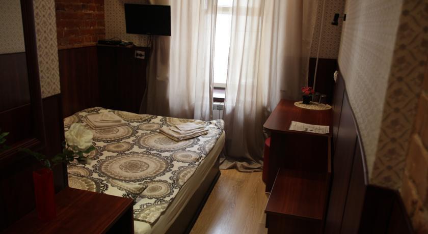 Pogostite.ru - Wood Design Hotel (бывший БАЗИЛИКА) | м. Китай город | Таганская #20