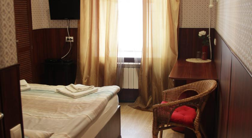 Pogostite.ru - Wood Design Hotel (бывший БАЗИЛИКА) | м. Китай город | Таганская #26