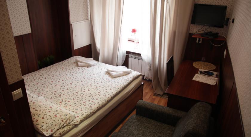 Pogostite.ru - Wood Design Hotel (бывший БАЗИЛИКА) | м. Китай город | Таганская #28