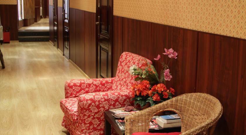 Pogostite.ru - Wood Design Hotel (бывший БАЗИЛИКА)   м. Китай город   Таганская #5
