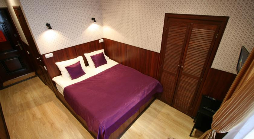 Pogostite.ru - Wood Design Hotel (бывший БАЗИЛИКА)   м. Китай город   Таганская #19