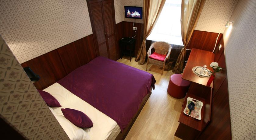 Pogostite.ru - Wood Design Hotel (бывший БАЗИЛИКА) | м. Китай город | Таганская #21
