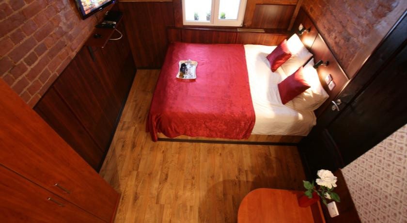 Pogostite.ru - Wood Design Hotel (бывший БАЗИЛИКА)   м. Китай город   Таганская #23