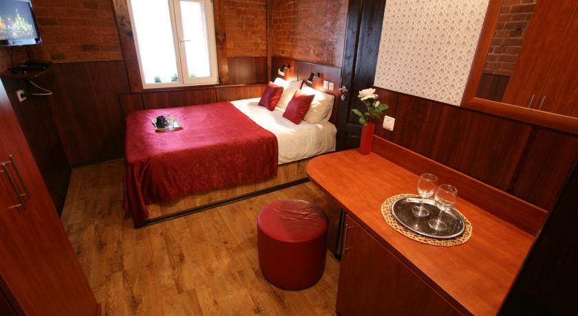 Pogostite.ru - Wood Design Hotel (бывший БАЗИЛИКА)   м. Китай город   Таганская #25