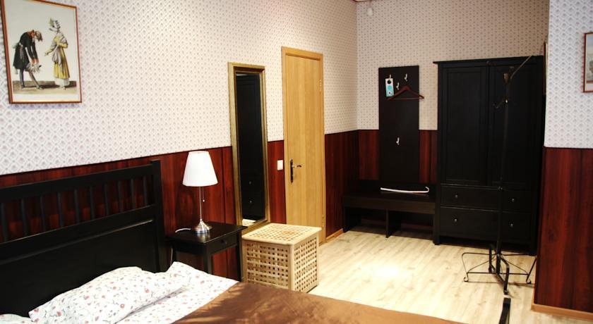 Pogostite.ru - Wood Design Hotel (бывший БАЗИЛИКА)   м. Китай город   Таганская #14