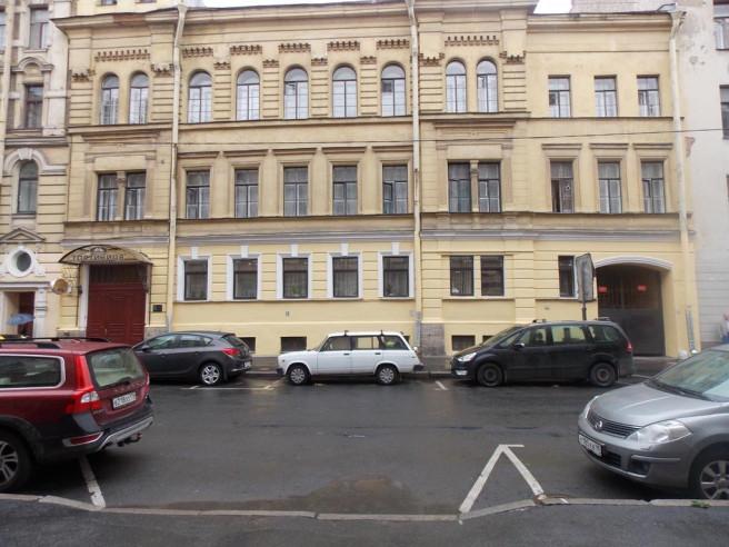 Pogostite.ru - НА САПЕРНОМ (м. Площадь Восстания, с завтраком) #1