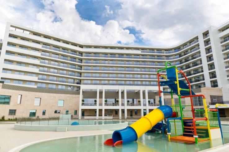 Pogostite.ru - Рэдиссон Блю Резорт Сочи - Radisson Blu Resort & Congress Centre #35