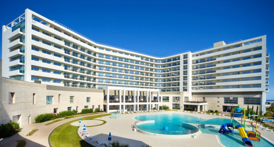 Pogostite.ru - Рэдиссон Блю Резорт Сочи - Radisson Blu Resort & Congress Centre #1