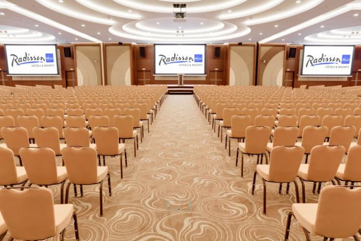 Pogostite.ru - Рэдиссон Блю Резорт Сочи - Radisson Blu Resort & Congress Centre #29