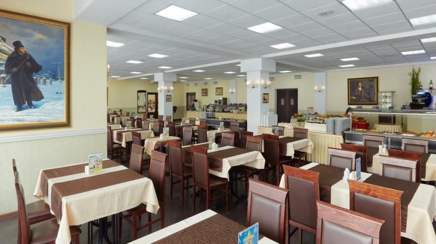 Pogostite.ru - Парк-отель ЗВЕНИГОРОД | г. Звенигород | Парковка #12