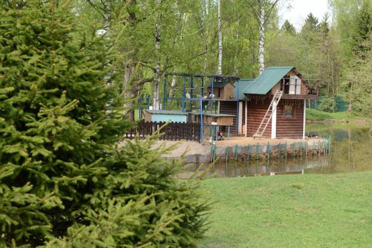 Pogostite.ru - Парк-отель ЗВЕНИГОРОД | г. Звенигород | Парковка #9