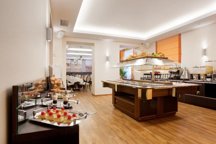 Рестораны со шведским столом в спб центре