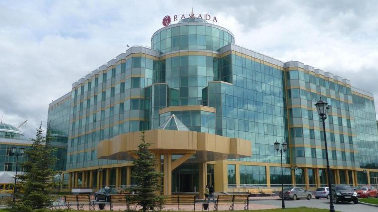 Pogostite.ru - РАМАДА (г. Екатеринбург, рядом с аэропортом Кольцово) #1