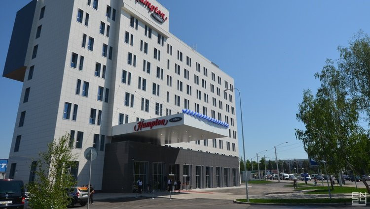 Pogostite.ru - HAMPTON BY HILTON UFA (г. Уфа) #2