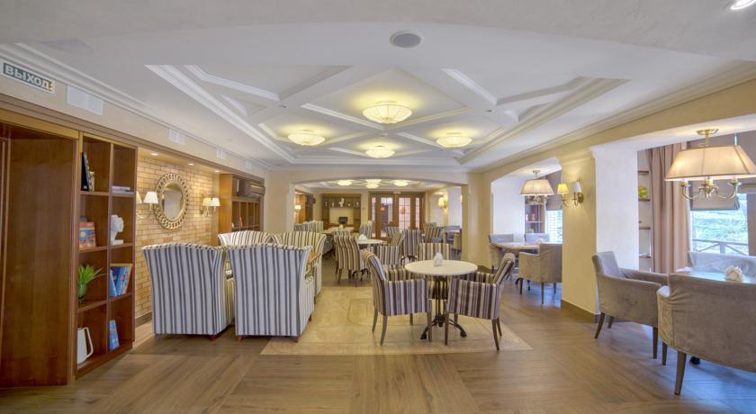 Pogostite.ru - Гостинично-ресторанный комплекс АВРОРА ПАРК ОТЕЛЬ #9
