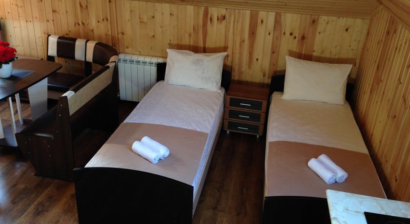 Pogostite.ru - Папайя Парк Отель | г. Адлер | с завтраком | парковка | детская площадка #36