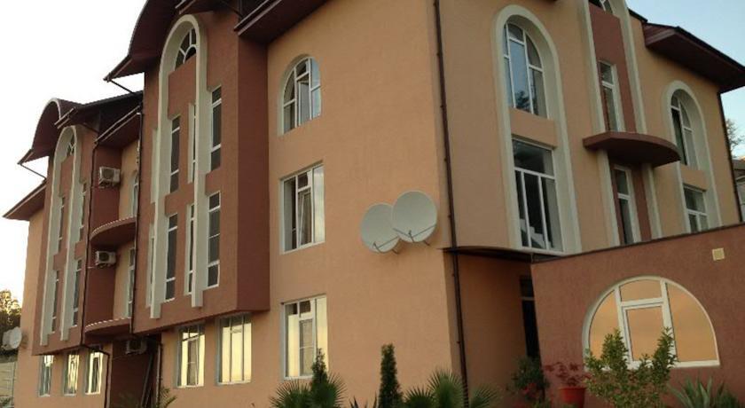Pogostite.ru - Папайя Парк Отель   г. Адлер   с завтраком   парковка   детская площадка #3