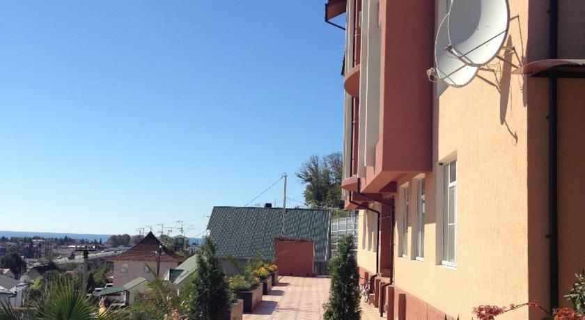 Pogostite.ru - Папайя Парк Отель   г. Адлер   с завтраком   парковка   детская площадка #6