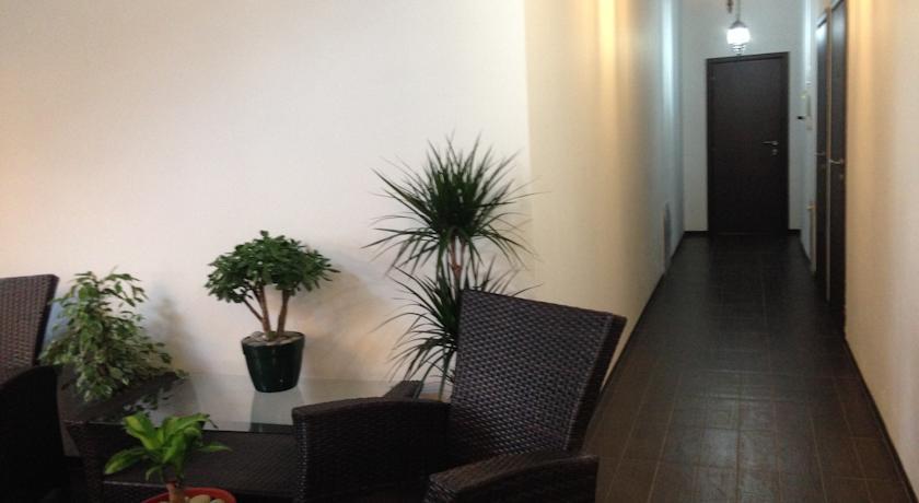 Pogostite.ru - Папайя Парк Отель | г. Адлер | с завтраком | парковка | детская площадка #14