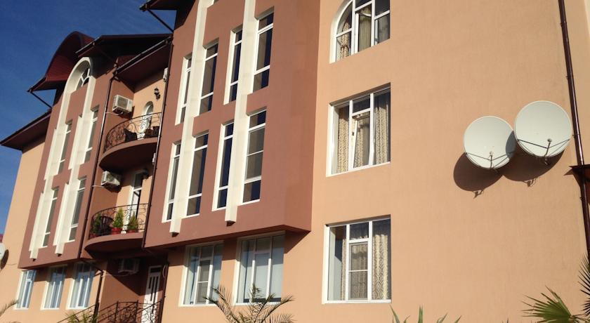 Pogostite.ru - Папайя Парк Отель | г. Адлер | с завтраком | парковка | детская площадка #5