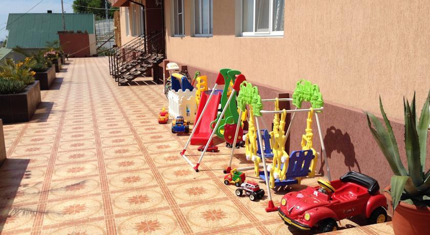 Pogostite.ru - Папайя Парк Отель   г. Адлер   с завтраком   парковка   детская площадка #8