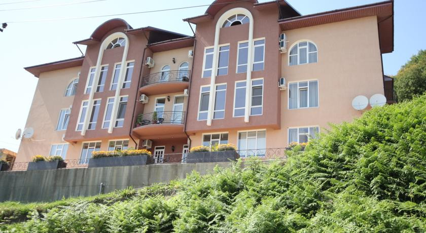 Pogostite.ru - Папайя Парк Отель | г. Адлер | с завтраком | парковка | детская площадка #2