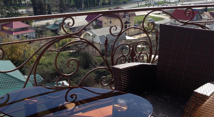 Pogostite.ru - Папайя Парк Отель | г. Адлер | с завтраком | парковка | детская площадка #11
