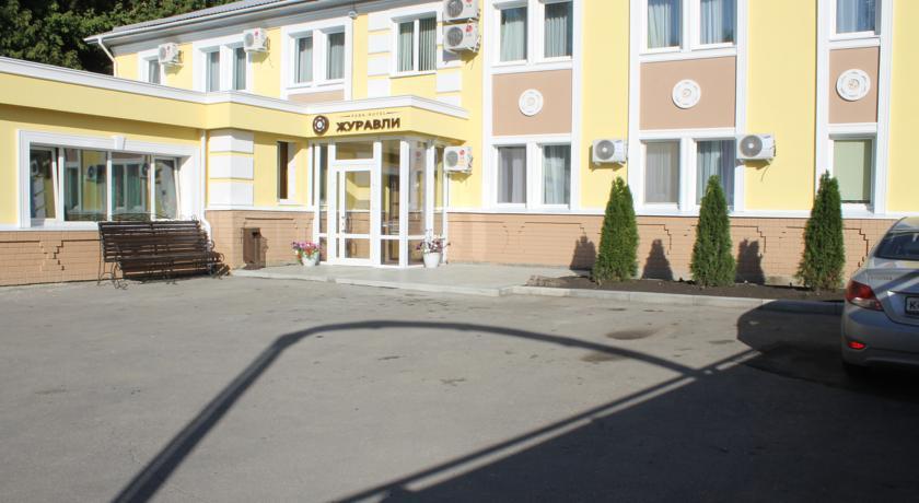 Pogostite.ru - Парк-отель Журавли | Саратов | парк Победы | Сауна #22
