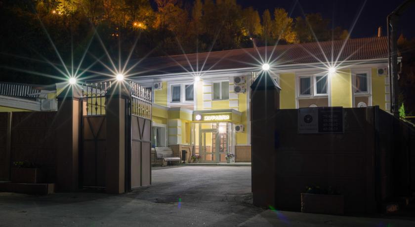 Pogostite.ru - Парк-отель Журавли | Саратов | парк Победы | Сауна #10