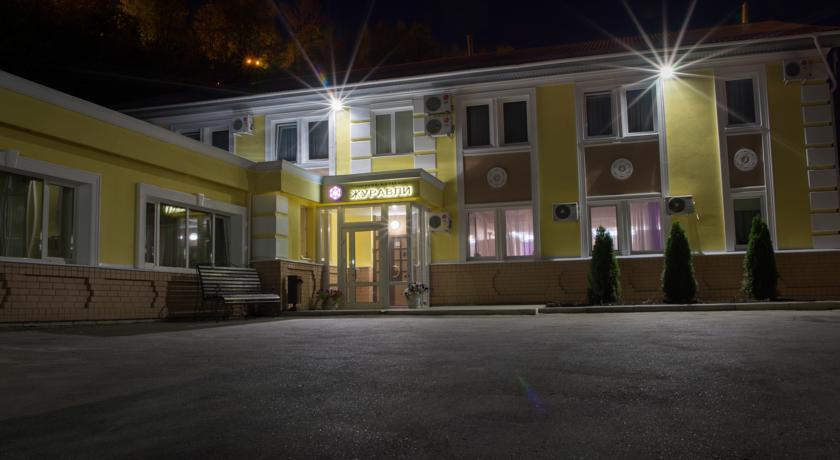 Pogostite.ru - Парк-отель Журавли | Саратов | парк Победы | Сауна #2