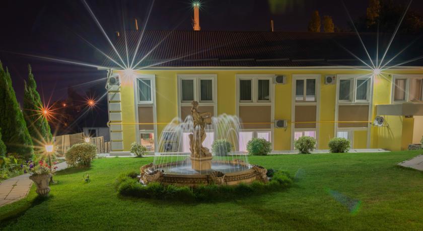 Pogostite.ru - Парк-отель Журавли | Саратов | парк Победы | Сауна #13