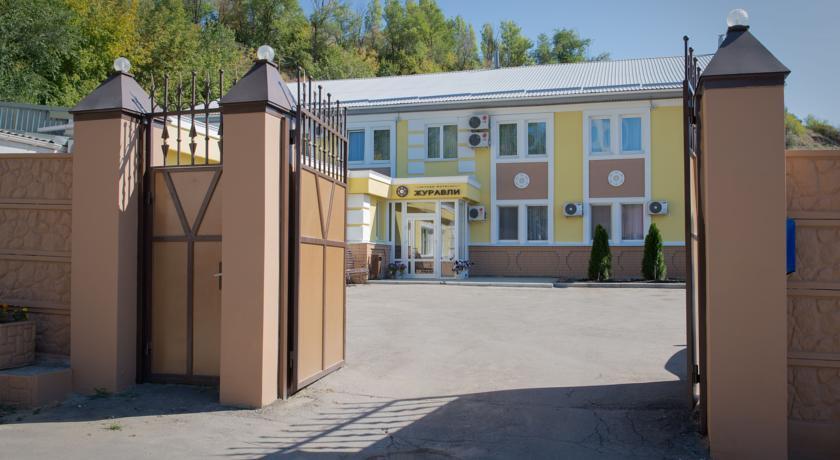 Pogostite.ru - Парк-отель Журавли | Саратов | парк Победы | Сауна #1