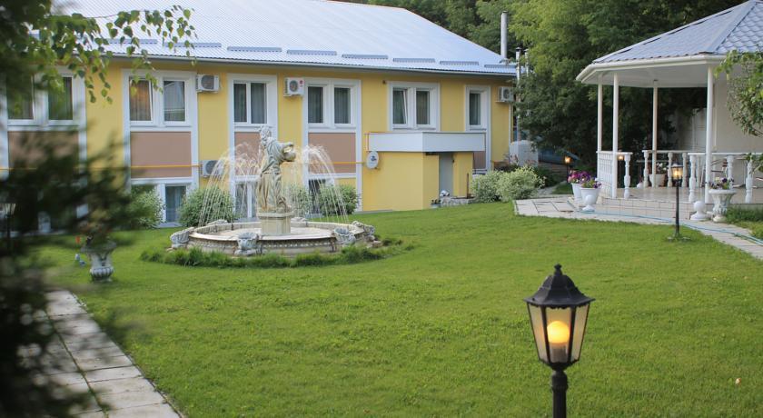 Pogostite.ru - Парк-отель Журавли | Саратов | парк Победы | Сауна #8