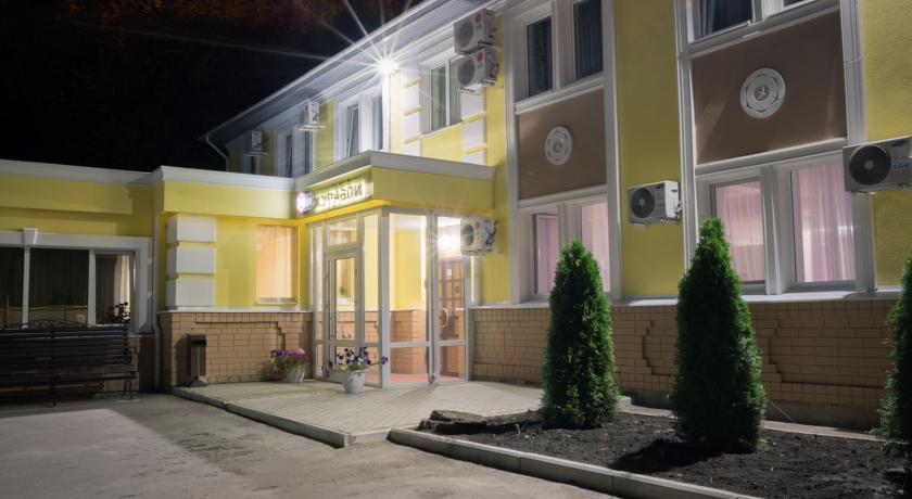 Pogostite.ru - Парк-отель Журавли | Саратов | парк Победы | Сауна #20